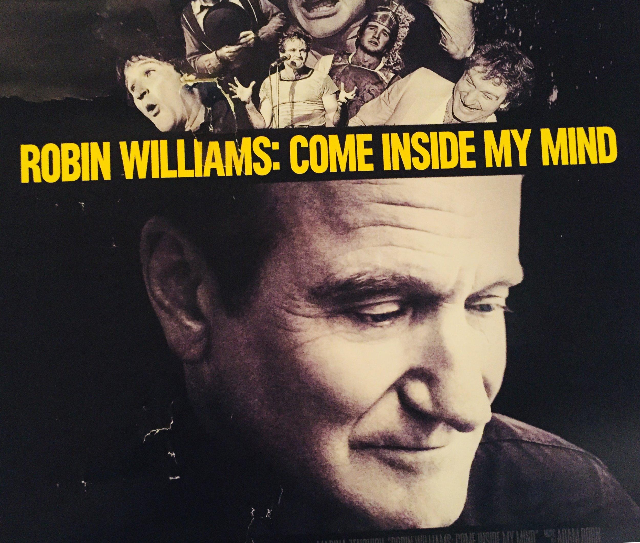 Come Inside My Mind': el nuevo documental de HBO explora la vida de Robin Williams - Radio Cantilo