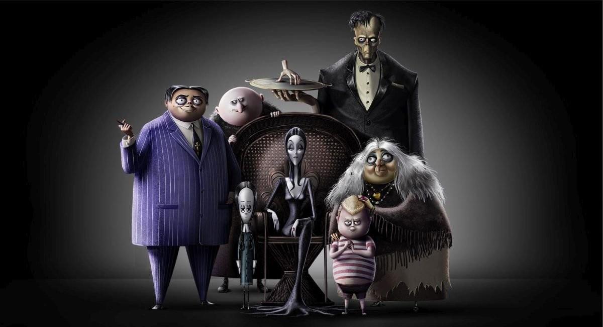 """""""Los locos Addams' estan de regreso - Radio Cantilo"""