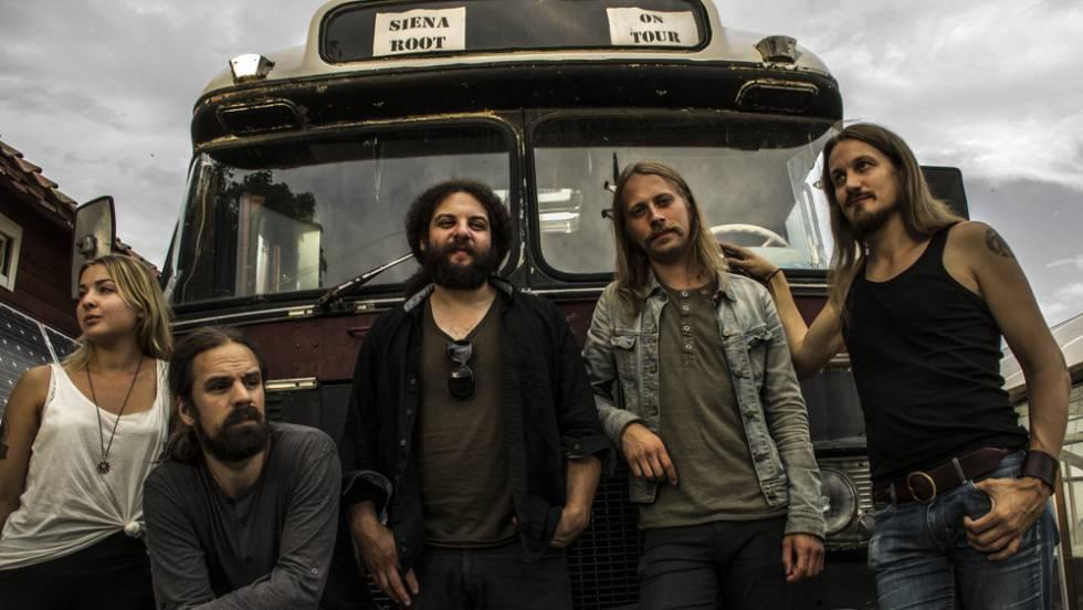 Rock puro y psicodélico cortesía de Siena Root - Radio Cantilo