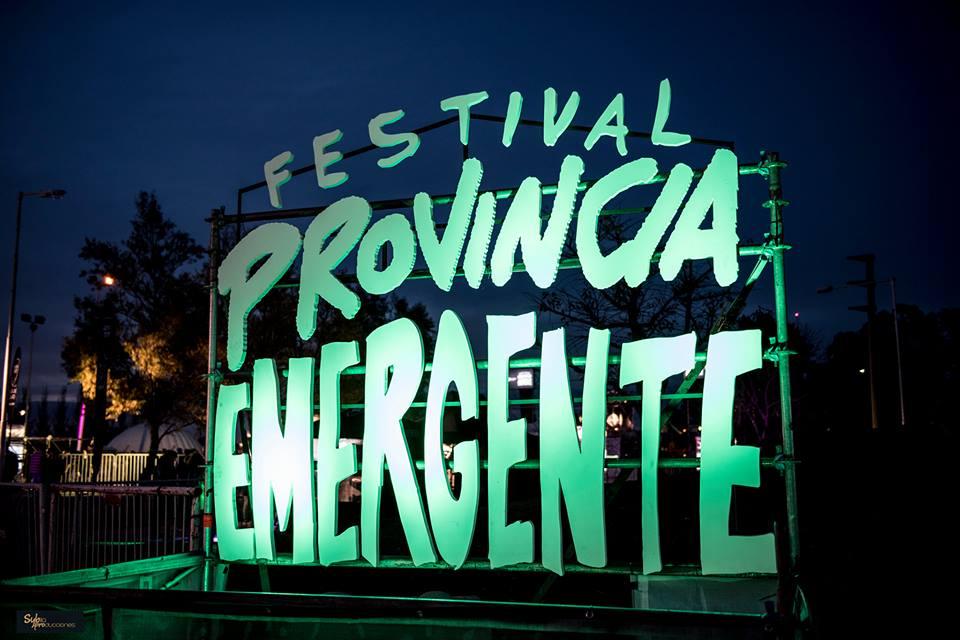 La Resistencia del Rock en el Festival Provincia Emergente - Radio Cantilo