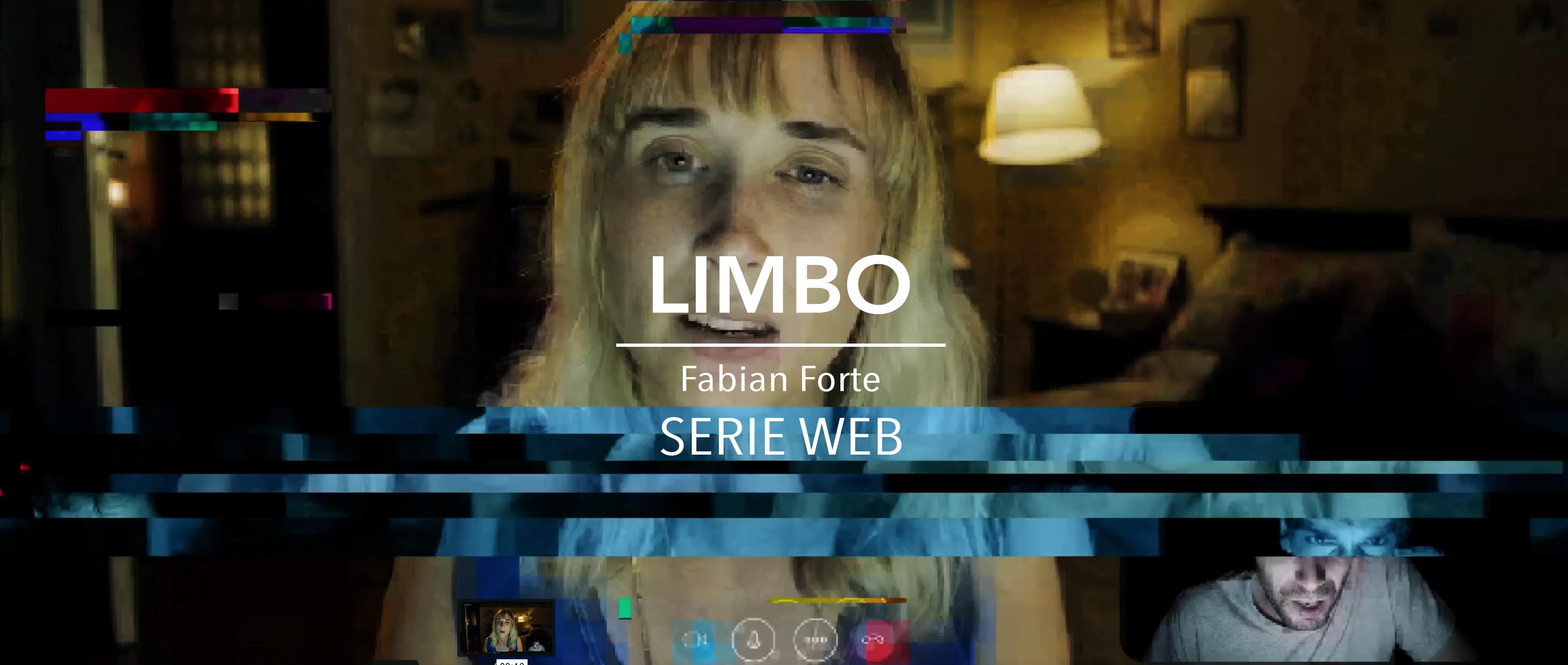 """""""Limbo"""", la serie web hispano-argentina que conjuga miedo y tecnología - Radio Cantilo"""
