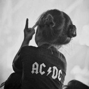 Rockero no se hace, ¡se nace!