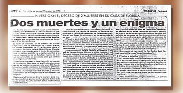 El extraño caso de las primas en la bañera - Radio Cantilo
