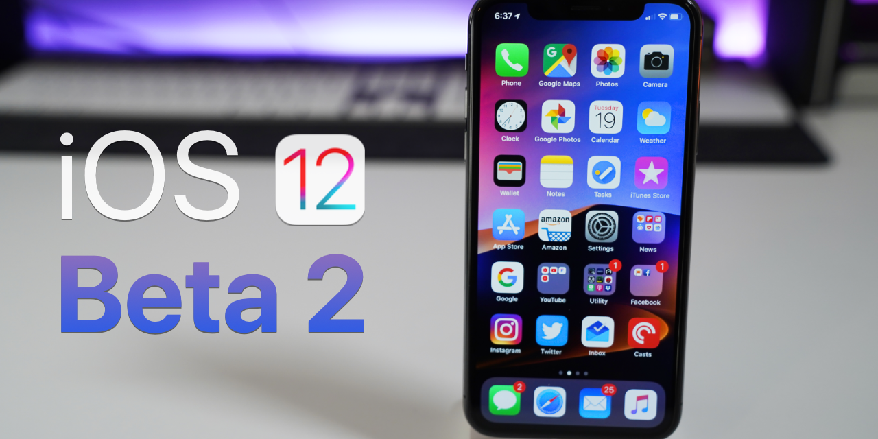 Cómo instalar la versión beta de iOS 12 - Radio Cantilo