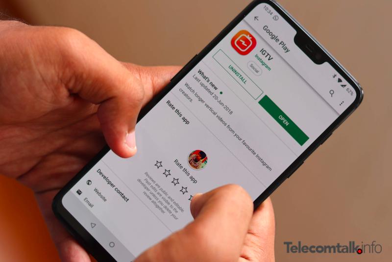 Cómo usar la nueva app de Instagram IGTV - Radio Cantilo