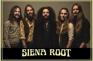 Rock puro y psicodélico cortesía de Siena Root