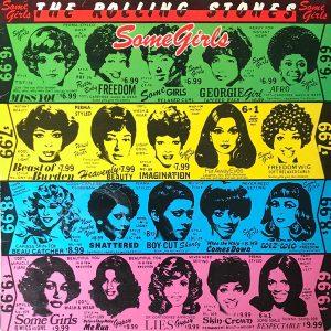 """Efeméride Stone: 40 años de """"Some Girls"""""""