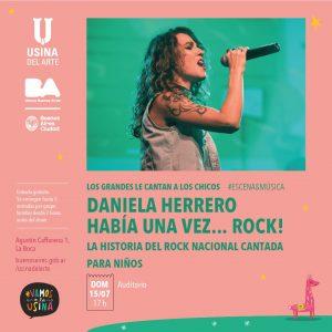 """""""HABÍA UNA VEZ… ROCK!"""""""