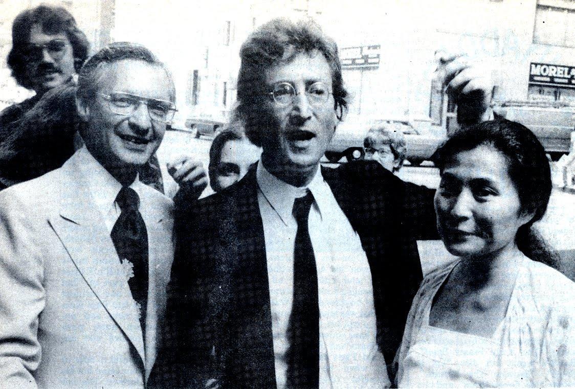 El día que Lennon se transformó en ciudadano estadounidense - Radio Cantilo