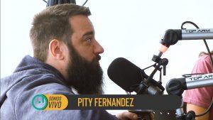 SONIDO VIVO: ÚLTIMA PARTE DEL MANO A MANO CON PITI FERNANDEZ