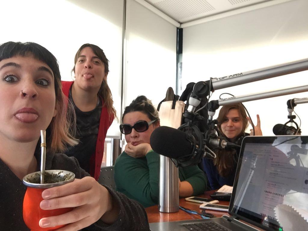 Dale Play al último programa de Bien Warrior - Radio Cantilo