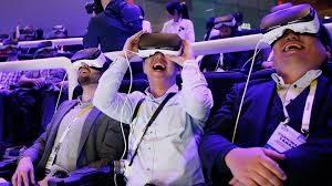 """Realidad virtual y """"experiencias de inmersión"""""""
