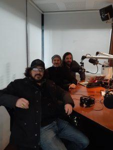 Segunda parte de La Vela Puerca en Radio Cantilo
