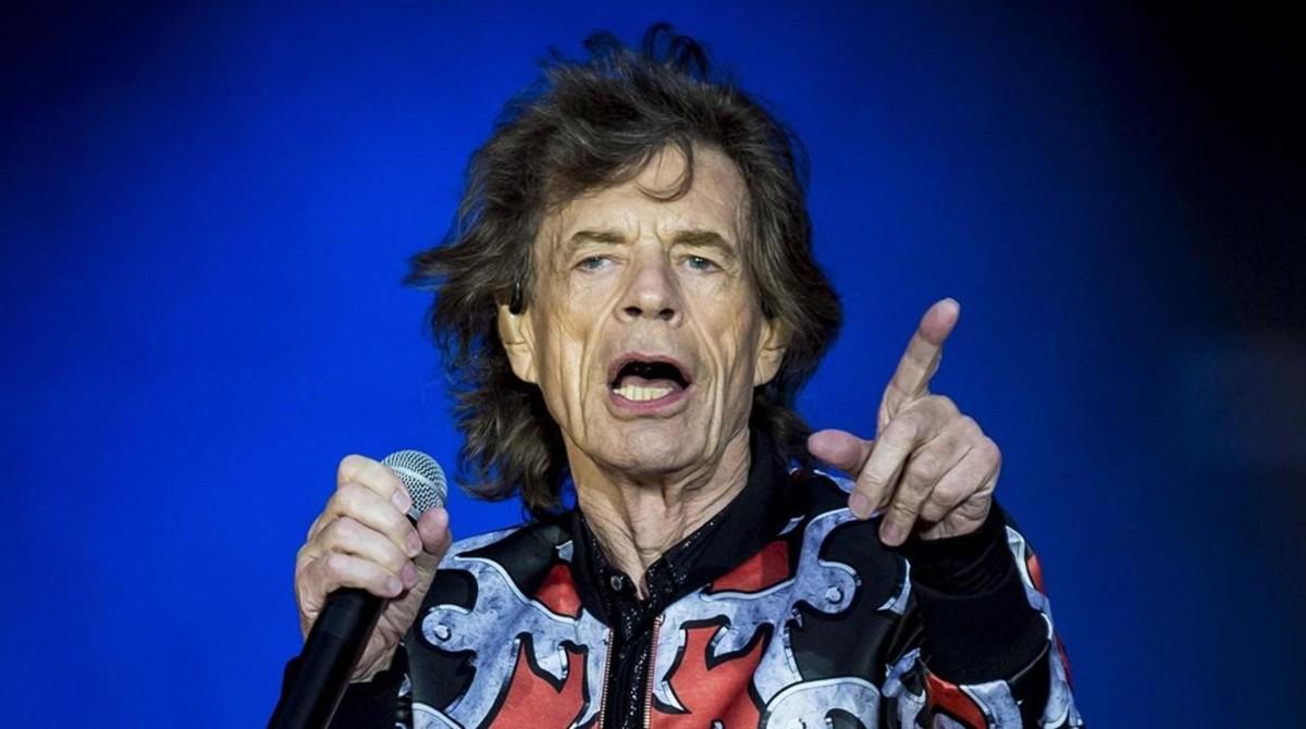 ¡Felices 76, joven Mick! - Radio Cantilo