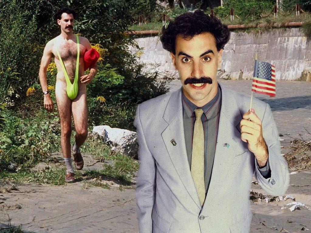 Who Is America La Nueva Serie De Sacha Baron Cohen Para