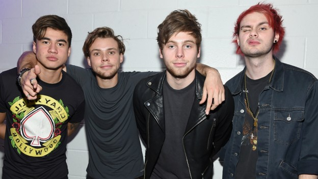 "El radar en lo nuevo: 5 Seconds of Summer y ""Youngblood"" - Radio Cantilo"
