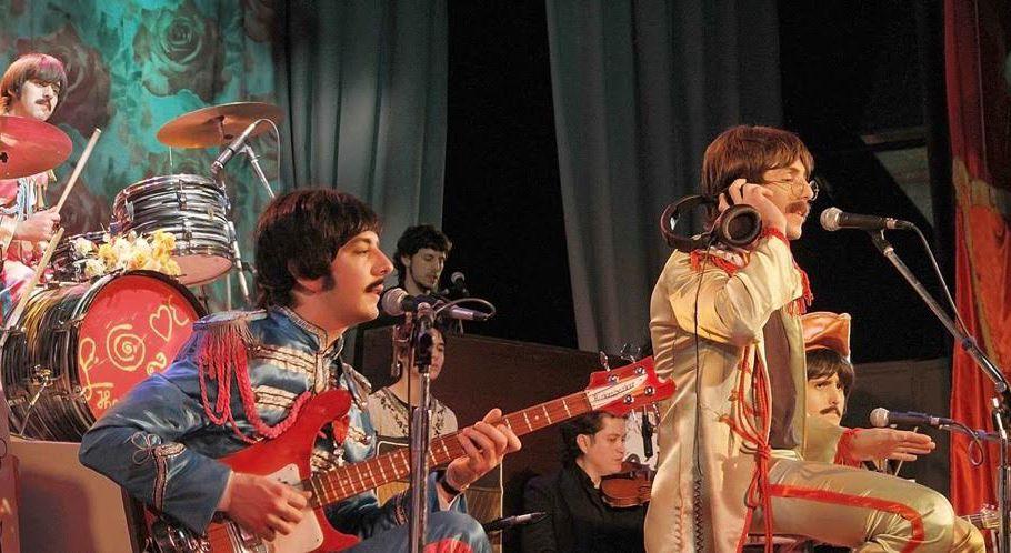 "The Shouts presenta ""Meet The Beatles 2"" - Radio Cantilo"