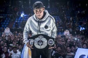 Mano a mano con Dozer, el último gran campeón argentino