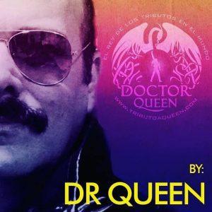 ¡Dr. Queen y Batman juntos en un show solidario!