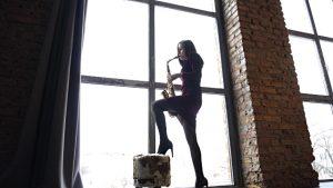 Dejate llevar por la sensualidad del saxo