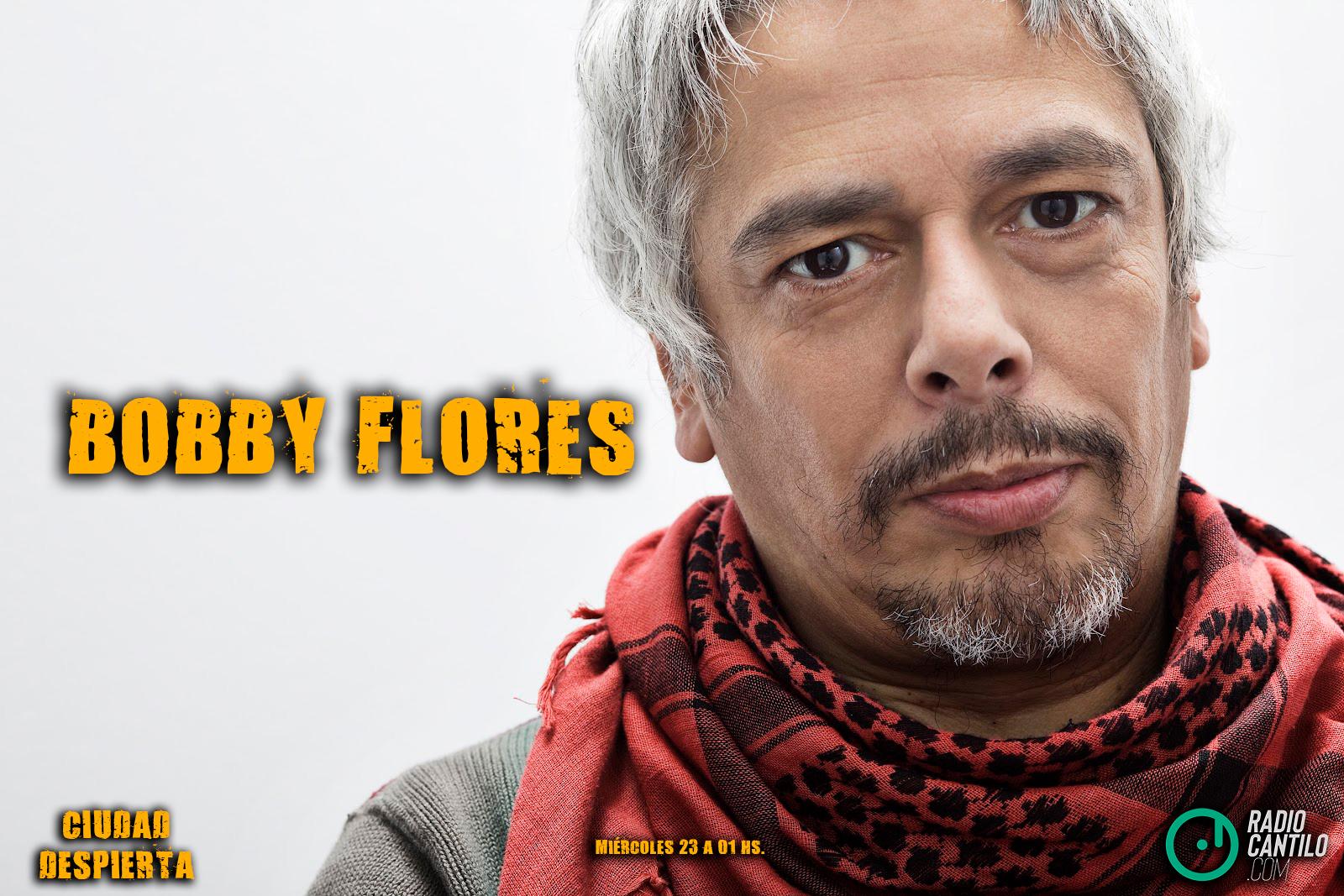 """BOBBY FLORES: """"ES MUY TRISTE LO QUE PASA EN LAS RADIOS"""" - Radio Cantilo"""