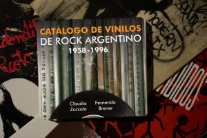 Conocé cómo es el catálogo de vinilos del rock argentino