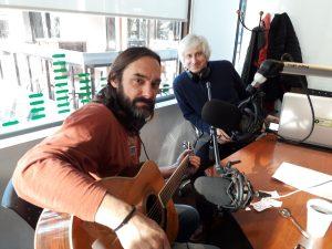 Sebastián Bereciartua (ex Viticus) presentó sus nuevas canciones