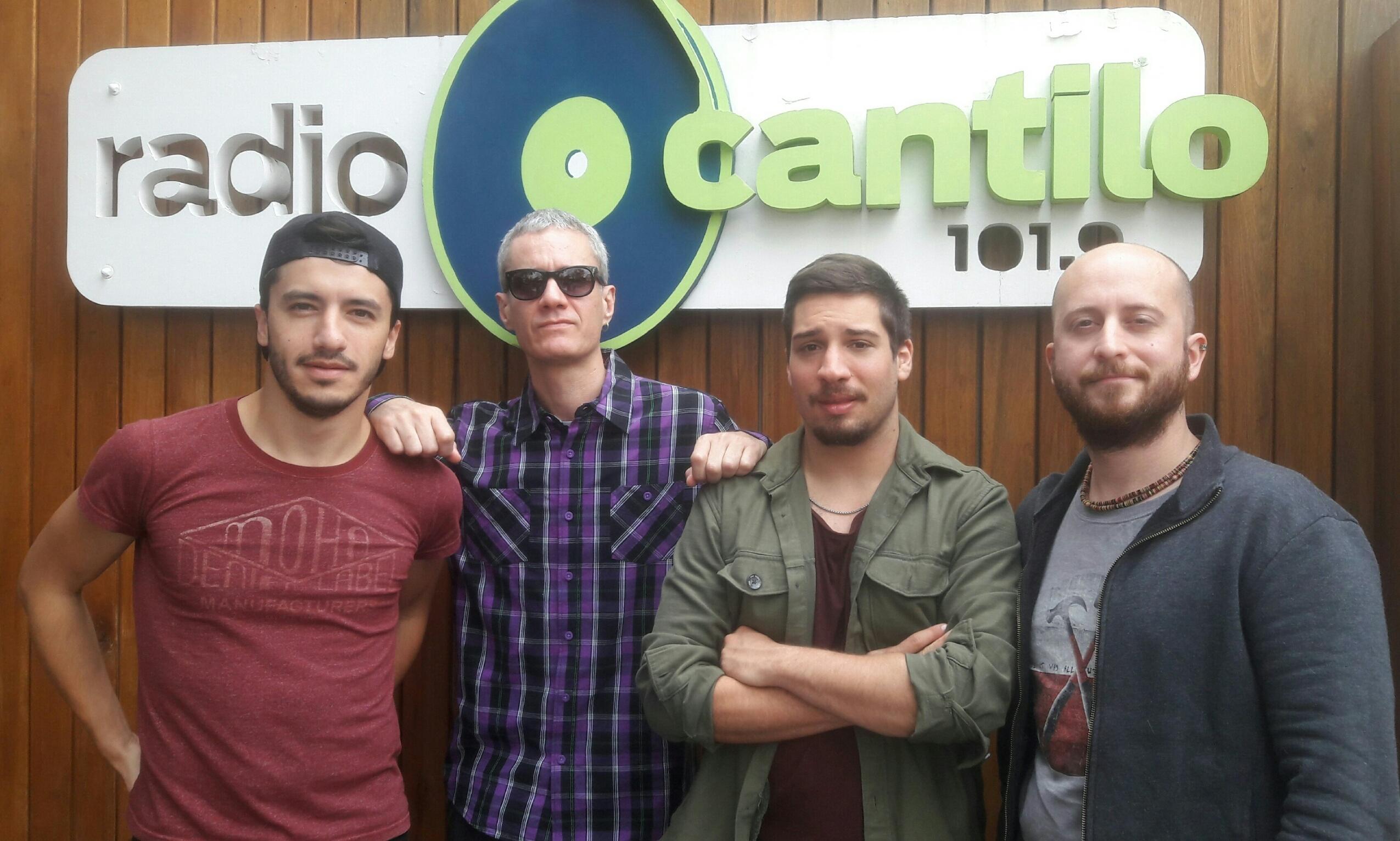 LLEGA ANESTESIA, Y LOS CHICOS DE PECES RAROS NO VAN A PARAR - Radio Cantilo