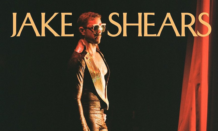PALADAR POP: LLEGÓ EL DEBÚT SOLISTA DE JAKE SHEARS - Radio Cantilo