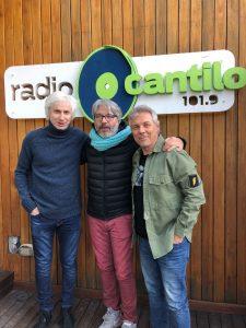 BB Sanzo y Juan Di Natale, mano a mano con Manuel Moretti