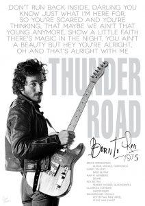 """Fundamentalismo Sanzo: """"Thunder Road es una de las mejores 5 canciones de la historia"""""""