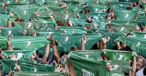 Pañuelazo federal y marea verde en el Congreso por la despenalización y legalización del aborto