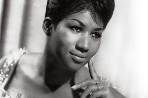 ¿Quién es esa chica? Aretha Franklin