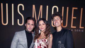 Primera imagen de la segunda temporada de Luis Miguel, la serie