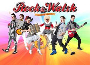 ¡María Elena Walsh en versión rock and roll!
