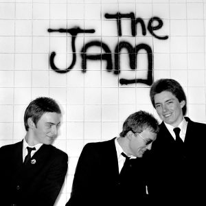 "VIERNES DE VINILO: THE JAM ""IN THE CITY"""