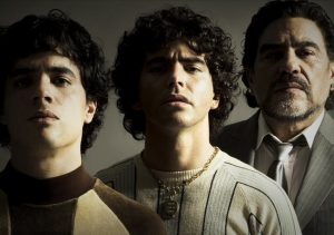 """Se viene """"Maradona"""" la serie de Amazon"""