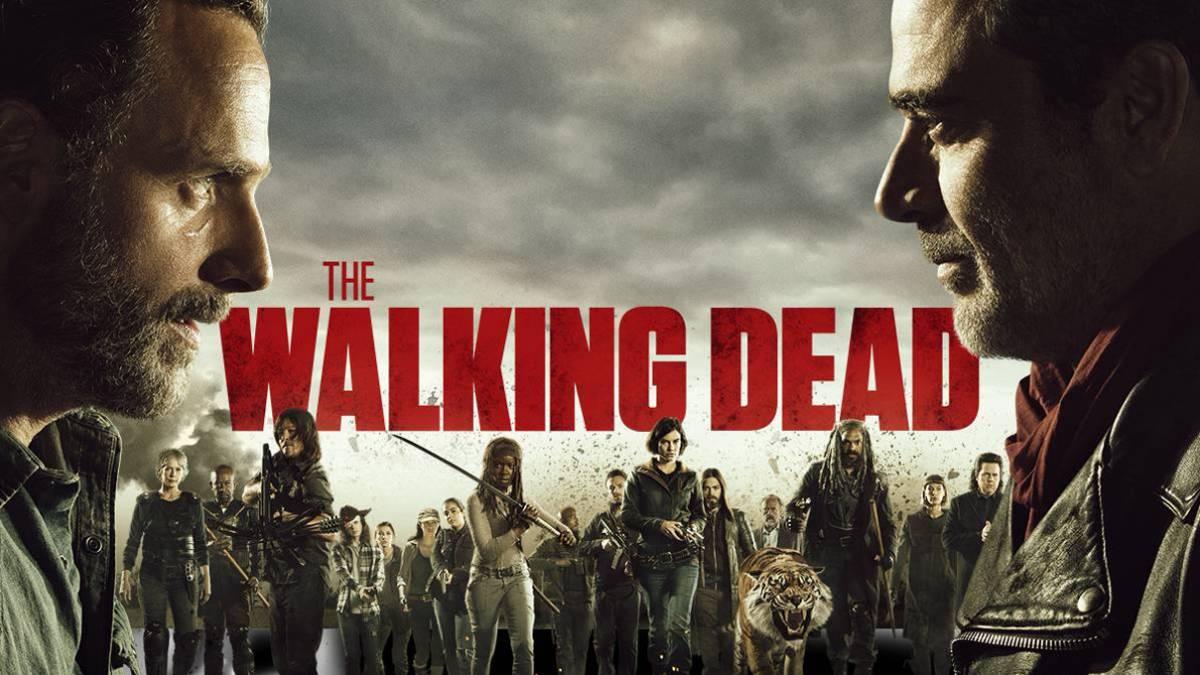 """AMC quiere que """"The Walking Dead"""" dure 10 años más - Radio Cantilo"""