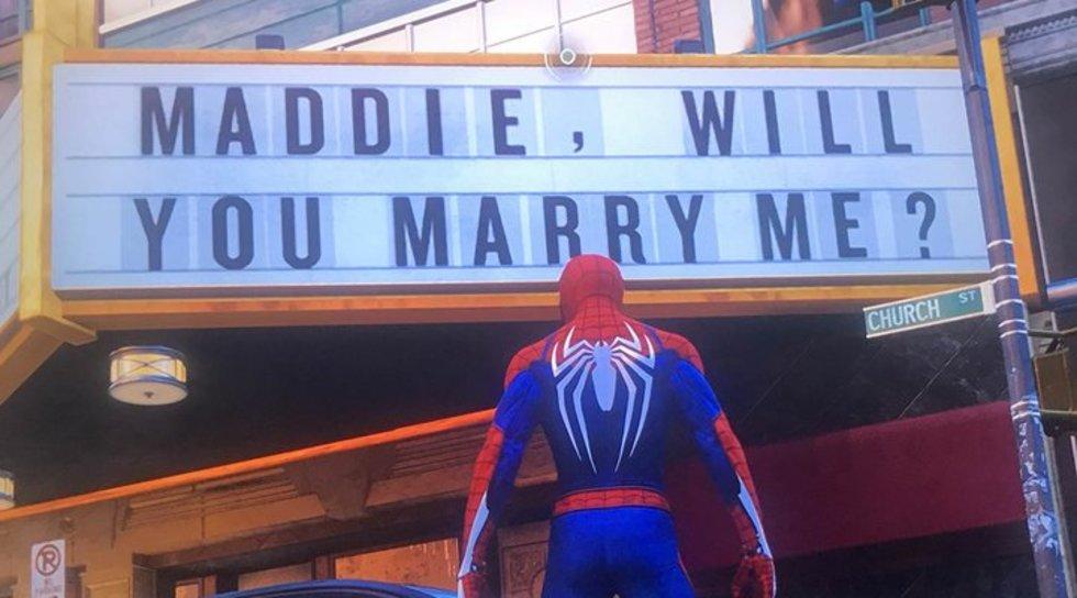 La triste historia de amor que esconde el nuevo videojuego de Spider-Man - Radio Cantilo