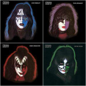 ¿Sorpresa o fracaso? A 40 años de los discos solistas de Kiss