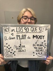 Los 90 que sí: el grito de gol de Moby