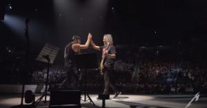 Metallica homenajeó a Prince