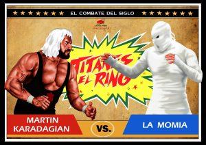 #RadioCine: Titanes en el ring