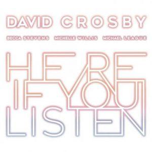 David Crosby está de regreso
