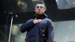 Liam tocó el adelanto de su próximo disco