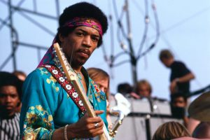 Se cumplen 48 años del fallecimiento de Jimi Hendrix