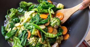 Recetas mágicas: comida que sana
