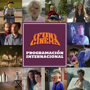 FUNCINEMA 2018: se proyectará un total de 68 producciones extranjeras