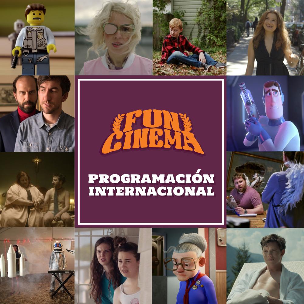 FUNCINEMA 2018: se proyectará un total de 68 producciones extranjeras - Radio Cantilo