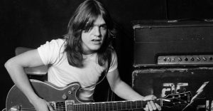 AC/DC homenajeará a Malcolm Young